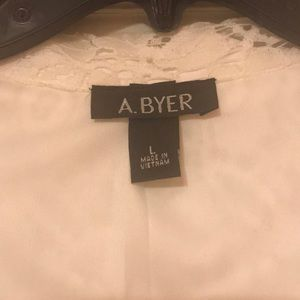 Amy Byer Jackets & Coats - Amy Byer Lace Jacket !!!!